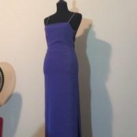 City Studio - City studio purple sparkle dress from ...