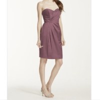 82% off David's Bridal Dresses & Skirts - David's Bridal ...