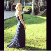 58% off B Darlin Dresses & Skirts - Navy Blue Homecoming ...