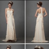 Anthropologie Dresses | Bhldn Wedding Dress | Poshmark