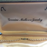 54% off Mallorca Jewelry - Genuine Pearl Necklace and ...