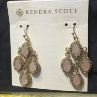 44% off Kendra Scott Jewelry - Kendra Scott gold/rose ...