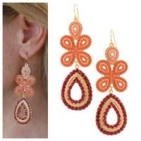 Stella & Dot - Stella & Dot Capri Chandelier Earrings from ...