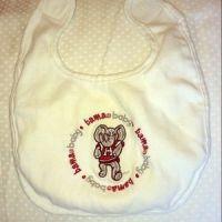 Baby Fanatic -  Alabama Baby Bib from Angela's closet on ...