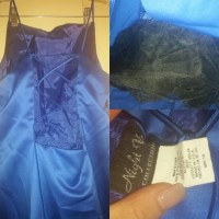 52% off Night Way Collections Other - Royal Blue Night Way ...