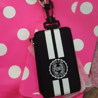 PINK Victoria's Secret - Vs pink lanyard id holder from M ...