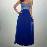37% off Lord & Taylor Dresses & Skirts - Royal blue prom ...