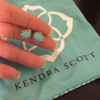 14% off Kendra Scott Jewelry - Kendra Scott Tessa Stud ...