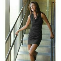 57% off Athleta Dresses & Skirts - ATHLETA Inverse Drape ...