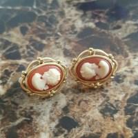 Trifari Jewelry | Vintage Clip On Earrings | Poshmark