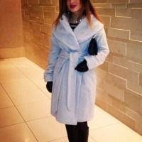 Mara Hoffman - Mara Hoffman shawl collar wrap coat from ...