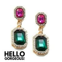 """100% off T&J Designs Jewelry - """"Jewel"""" Tone Drop Earrings ..."""