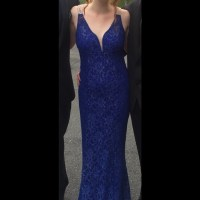 19% off City Studio Dresses & Skirts - Blue prom dress ...