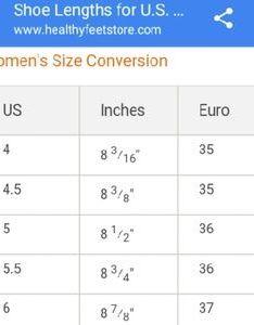 Shoes healthy feet european shoe size chart also com poshmark rh
