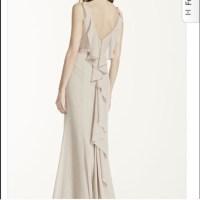 67% off David's Bridal Dresses & Skirts - David's Bridal ...