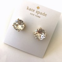 kate spade earrings studs