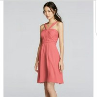 62% off David's Bridal Dresses & Skirts - Coral reef ...