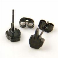 NorCalCloset - FLASH SALE  1 pair Steel Middle Finger ...