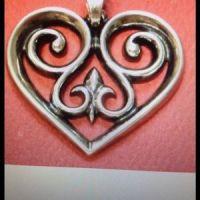 "51% off James Avery Jewelry - James Avery ""Heart to Heart ..."
