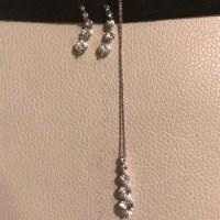 54% off Helzberg Jewelry - Helzberg White Sapphire ...