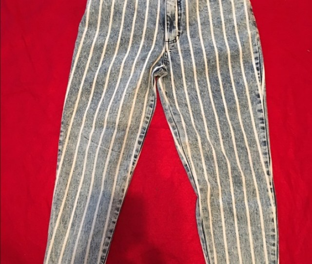 Size 9 10 By Mer Wee Boot Cut Stonewashed Jeans