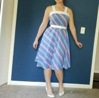 60% off Dresses & Skirts - adorable vintage cotton summer ...