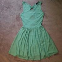 70% off Ocean Drive Dresses & Skirts - Sea foam green bow ...