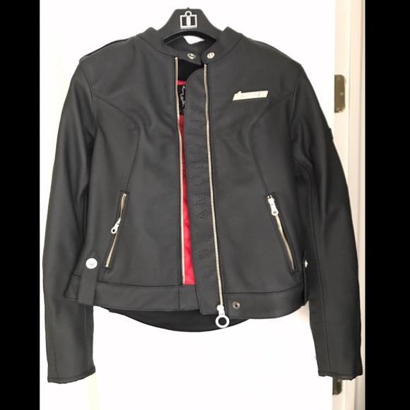 54b599c6f33b Icon Jackets Coats Womens Leather A Motorcycle Jacket Poshmark