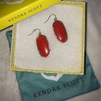 33% off Kendra Scott Jewelry - Kendra Scott Red Elle ...