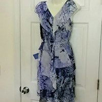 71% off Simply Vera Vera Wang Dresses & Skirts - NWT blue ...