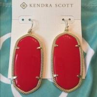 Kendra Scott - NWT Kendra Scott Danielle Earrings Bright ...
