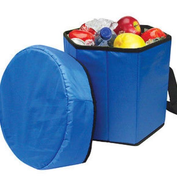 fishing cooler chair electric photos other nwt 24 cans beach camping poshmark m 5920926e41b4e0d3d100eeb1