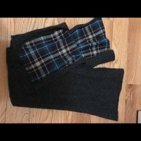 63% off GAP Other - Men's gap plaid and wool scarf from ...