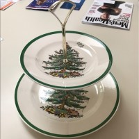 83% off Spode Other - Spode Christmas dinnerware set - 12 ...