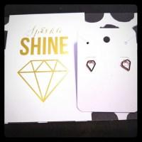 60% off Diamond Supply Co. Jewelry - Geometric Diamond ...