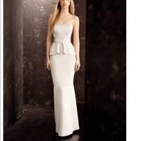 63% off Vera Wang Dresses & Skirts - Vera Wang David's ...