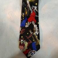 Looney Tunes - Looney Tunes Basketball Neck Tie Taz Bugs ...