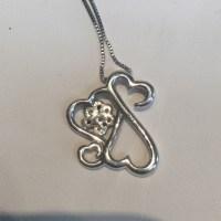 Kay Jewelers - Jayne Seymour open heart dia paw print ...