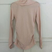 90% off CAbi Tops - Cabi top, ruffle shawl collar, size L ...