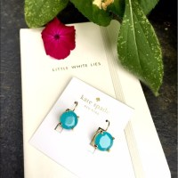 24% off kate spade Jewelry - New Turquoise Blue Kate Spade ...