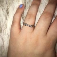 60% off Pandora Jewelry - Pandora Rose Gold Twist of Fate ...