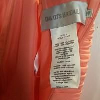 81% off David's Bridal Dresses & Skirts - Davids Bridal ...
