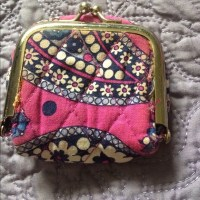 55% off Vera Bradley Handbags - Vera bradley ID holder and ...