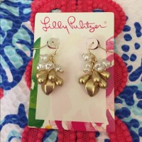 39% off Lilly Pulitzer Jewelry - Lilly Pulitzer Pearl ...