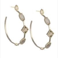 43% off Kendra Scott Jewelry - Kendra Scott Lexus Hoop ...
