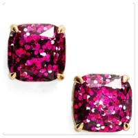 21% off kate spade Jewelry -  kate spade Pink Glitter ...