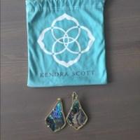 40% off Kendra Scott Jewelry - Kendra Scott large abalone ...
