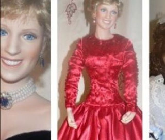 Other Princess Diana Doll