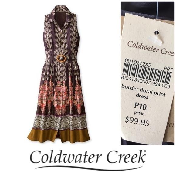 Coldwater Creek Ladies Clothing