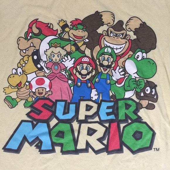 Super Mario Bros Vintage
